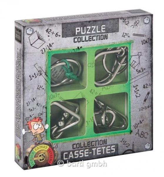 Metal Puzzles Collection Junior